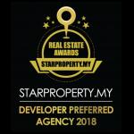 STARPROPERTY Developer Preferred Agency 2018