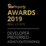 STARPROPERTY Developer Preferred Agency (Outstanding) 2019